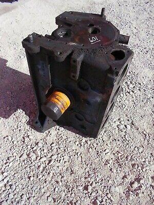 Ford 601 Work Master Gas Tractor Original Good 4 Cylinder Engine Motor Block