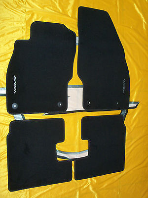 ORIGINAL GM Opel Textilmatten Fußmatten Automatten Satz ADAM 4-tlg 13377738