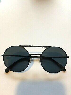 CHANEL Sonnenbrille CH 4243 schwarz polarisiert / Sunglasses black - NEU