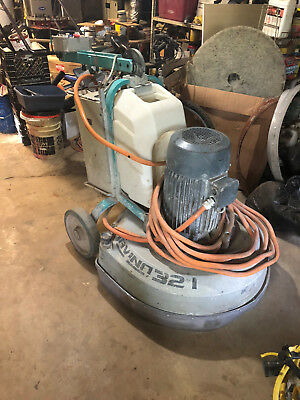 Lavina 32 Concrete Grinder Polisher