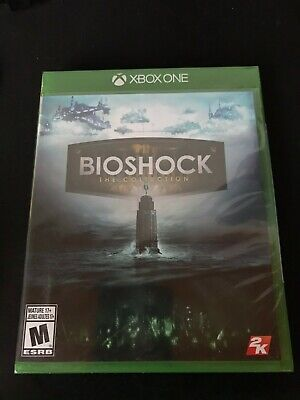 BioShock: The Collection (Microsoft Xbox One, 2016) Brand New + Free Shipping!