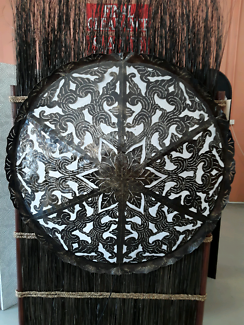 Metal sconce lamp Templestowe Manningham Area Preview