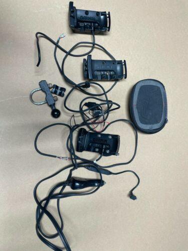 Garmin Zumo 400 450 500 550 Bike Mount & Power Cable
