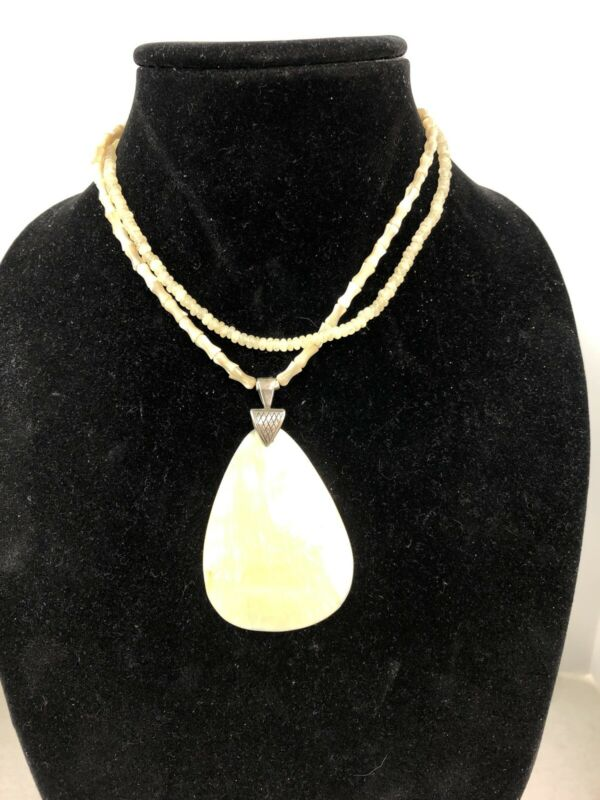 JBB 925 Shell Necklace - hand crafted