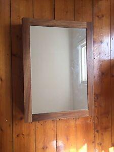 Mirror with storage Richmond Yarra Area Preview