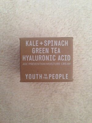 BNIB YOUTH TO THE PEOPLE Superfood Air-Whip Hyaluronic Acid Moisture Cream mini