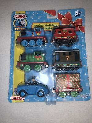 2009 Learning Curve Thomas & Friends Sodor Holiday Parade Die Cast Train Set MOC