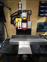 Mini cnc milling machine Landsdale Wanneroo Area Preview