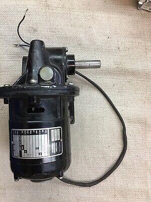 Bodine Electric Company Speed Reducer Motor Nsi-12r 150 Hp 1725 Rpm B91