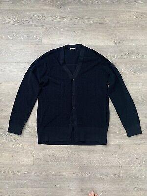 COS Dark Navy Cardigan Size M / MHL, John Smedley, Sunspel