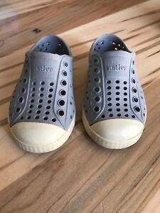 Native Toddler Shoes.  Unisex size 5