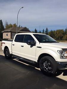 2015 Ford F-150, loaded 2000kms!