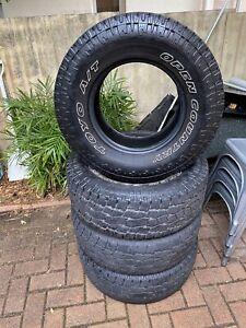 4 x 4 tires