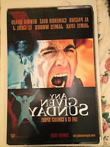 BOGO - Any Given Sunday Original Movie Theatre Poster