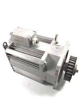 WEBER  SERVO MOTOR   DS 100-K 9,6KW  3000 min-1----222