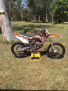 Ktm 350 sxf Mount Cotton Redland Area Preview