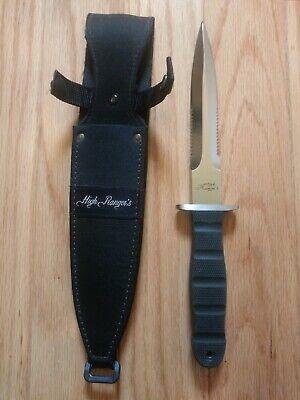 Blackjack Knives import, High Ranger's Dagger / Dirk by Tak Fukuta, Seki, Japan