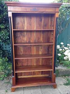Antique Reproduction Timber Bookcase Mount Eliza Mornington Peninsula Preview