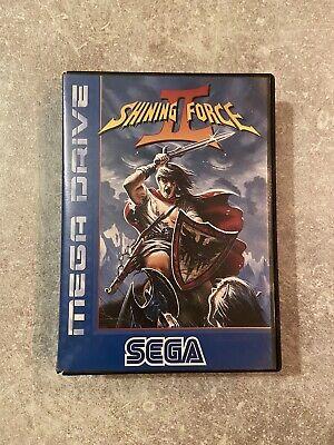shining force 2 sur console Sega Megadrive
