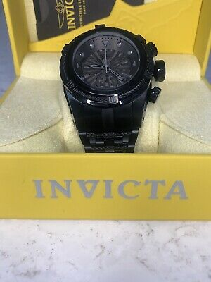 invicta mens watch 52mm bolt zeus