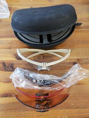 Oakley SI Ballistic M Frame 3.0 Sport Shooting Glasses - Tan / 4 Lens Kit - LNIB
