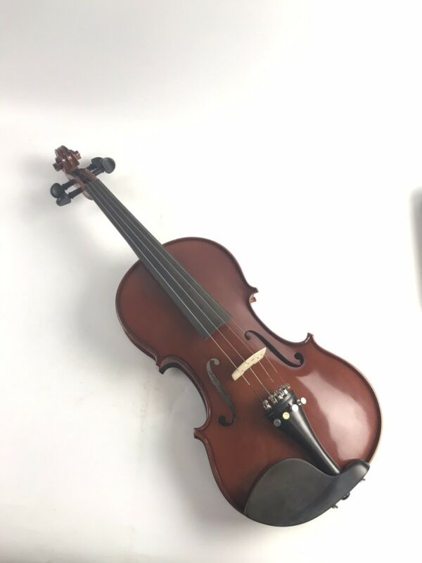 Vintage Baroque French Italian Style 4/4 Violin W/ Bow & Case - 5715