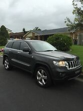 2012 Jeep Grand Cherokee limited Ellis Lane Camden Area Preview