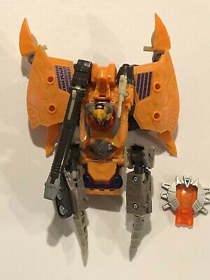 Hasbro Unicron Transformers Cybertron Primus Unleashed Deluxe Action Figure +key