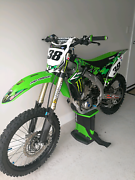 Kawasaki KX450F 2015 Wollongong Wollongong Area Preview