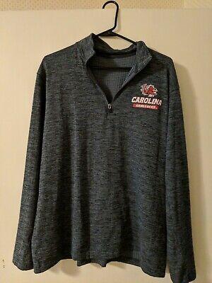 University of South Carolina Ladies zip pullover(Large? -