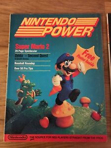 Nintendo Power Magazine - Issues 1, 3 & 5