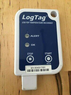Logtag Utrix-16 Direct Usb Temperature Data Recorder