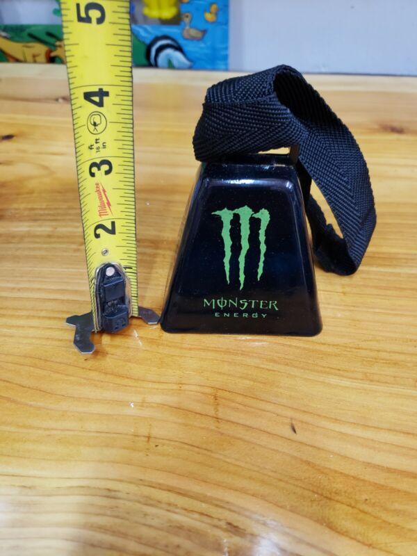 Monster Energy Cow Bell Rare