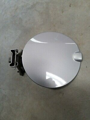 2005-2009 FORD MUSTANG OEM FUEL DOOR COVER (SATIN SILVER)