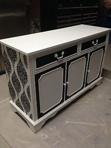 Gorgeous Custom finished Sideboard
