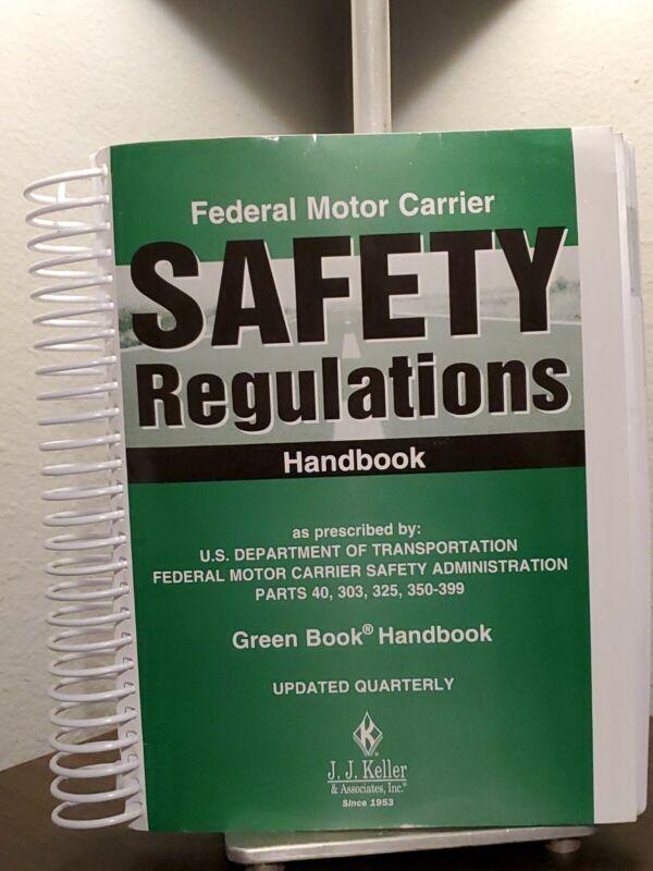 Federal Motor Carrier Safety Regulation Handbook - Spiral Bound
