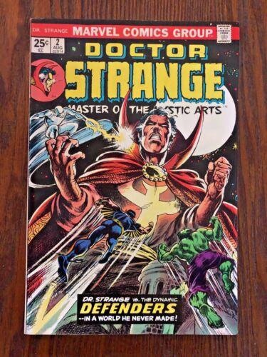 DOCTOR STRANGE #2 FRANK BRUNNER CLASSIC 1974 Free Shipping
