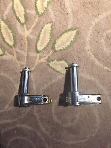 Drum microphone mount clips.