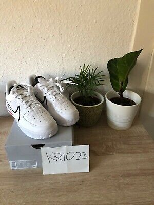 nike air force 1 react 42,5 (kanye west offwhite yeezy dunk Travis...