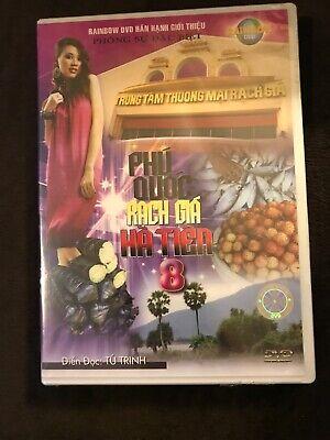 Vietnamese Dvd Phong Su Dac Biet Phu Quoc Gia Ha Tien 8 Phong Su Dac Biet