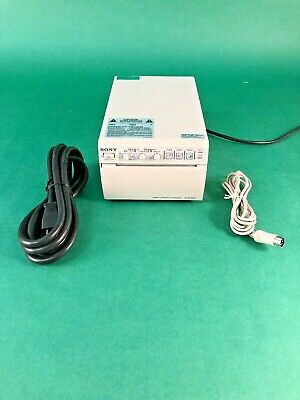 Sony Up-895md Video Graphic Printer Ultrasound Endoscopy