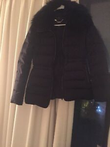 Zara women jacket size medium used twice for 60$