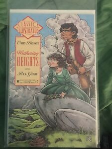 Classics illustrated comic