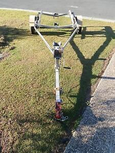 12ft Boat trailer v.good cond new L.E.D lights & Plug $625 ono Sandstone Point Caboolture Area Preview