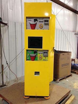 Commercial Change Countersorter-self Service Coin Vending Machine