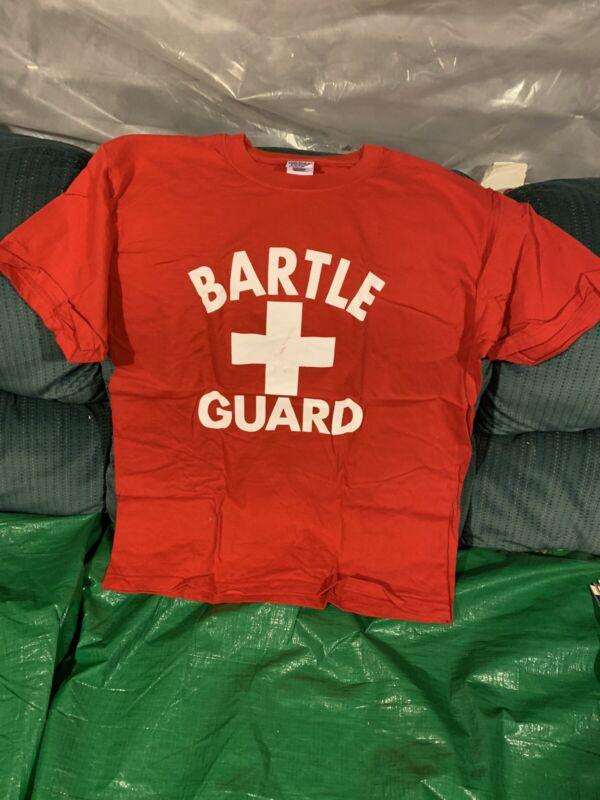 Bartle Lifeguard T-Shirt - Lg - never worn - Mic-O-Say