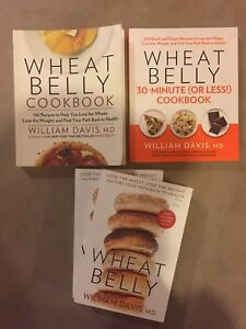 Wheat Belly Cookbook/ Wheat Belly by William Davis, M.D.