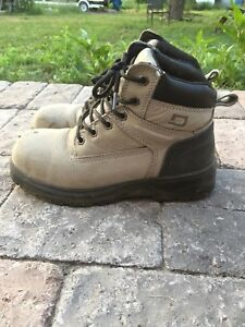 Women's Dakota Steel Toe boot