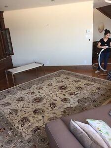 Très grand tapis de haute qualité (3,5m x 2,65m)