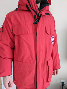 Canada Goose Expedition Parka - Large
